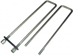 Стремянка платформы (усилен.)                             М16, гайка Н=30, пластина 10 мм