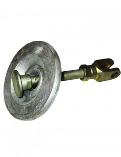 Ремкомплект энергоаккумулятора (диск+шток+вилка+гайка) тип 20