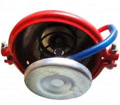 Ремкомплект энергоаккумулятора с мембраной  тип 24